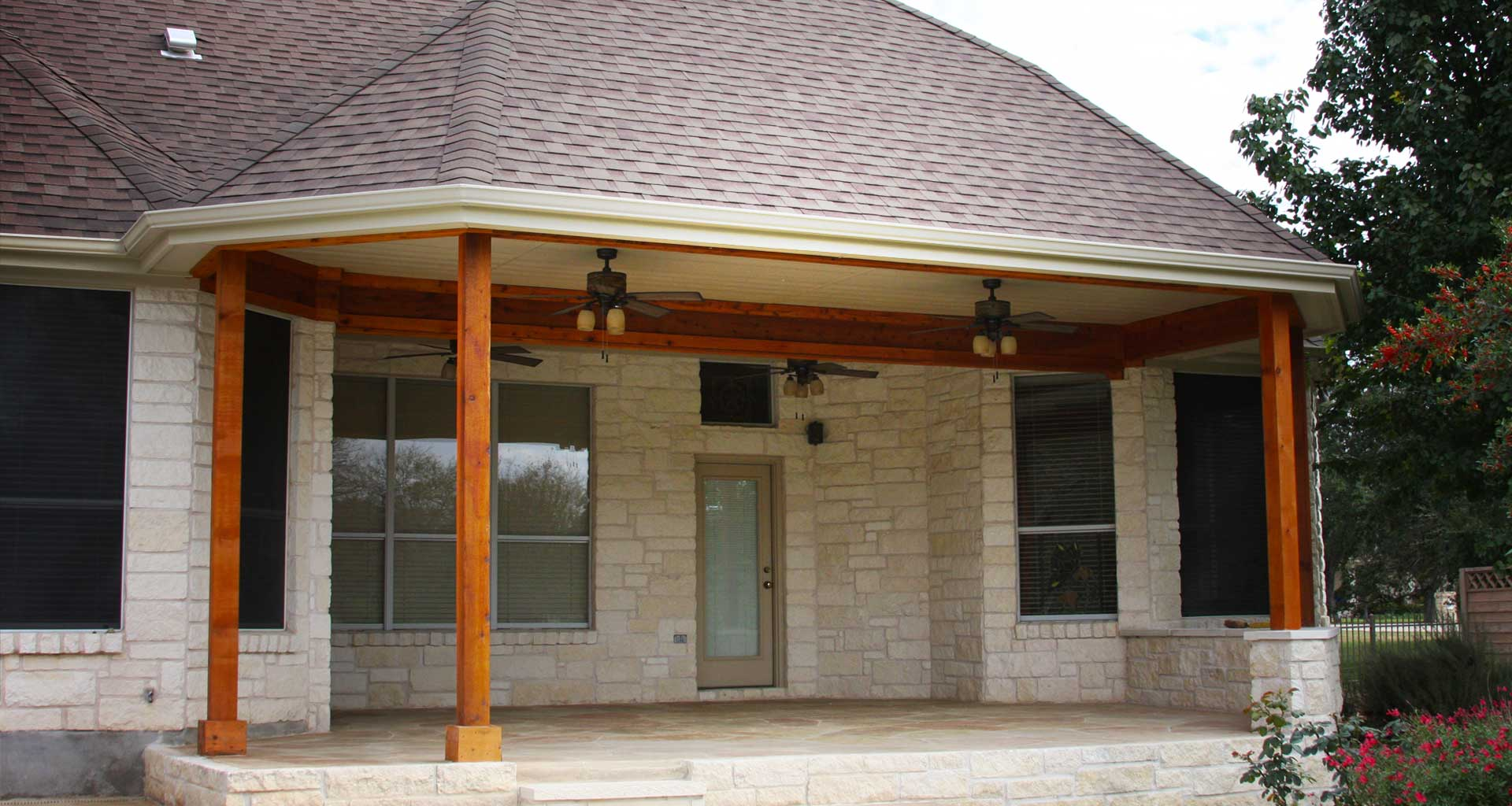 Patio Covers Austin   AHS Construction   Best Patio Covers